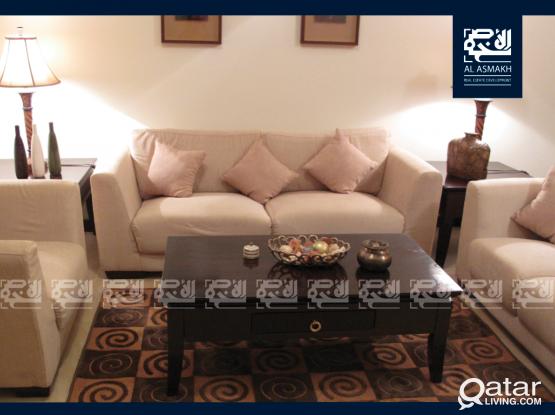 FF 3-Bedroom Apartment in Al Saad