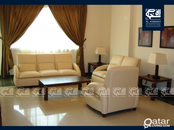 Furnished 1-Bedroom Apartment in Musheireb