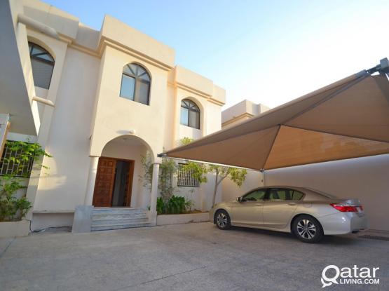 5 Bedroom plus Maid's room Villa in Khalifa Town