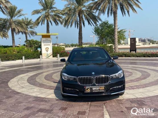 BMW 7-Series 730 Li 2017