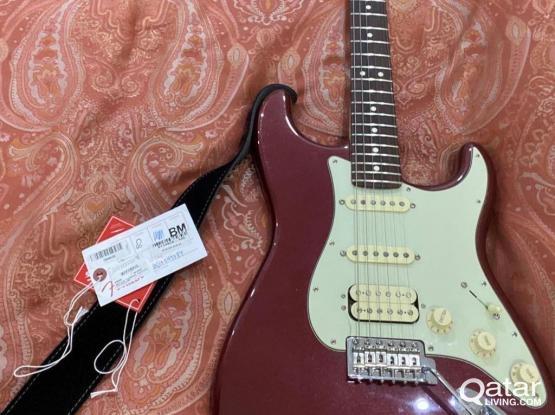 Fender Guitar USA (stratocaster fender- perform-red)