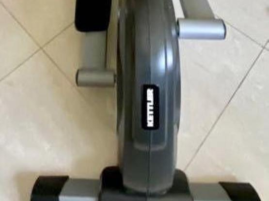 Kettler Axos Cross M Elliptical Cross Trainer - Perfect Condition