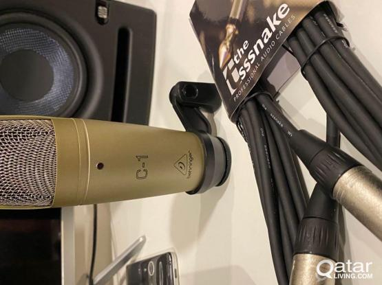 Behringer C-1 Microphone With Cable