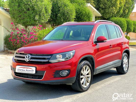 Rent a car for monthly  Vw Tiguan  __