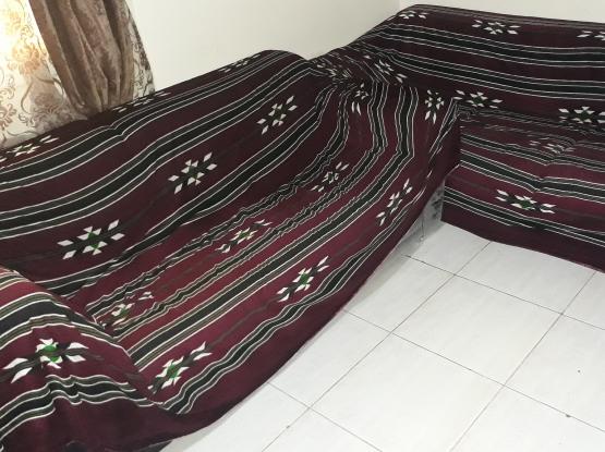 Free Sofas L Shape 3+3