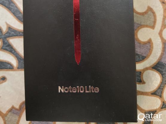 Samsung Note 10 Lite (New)