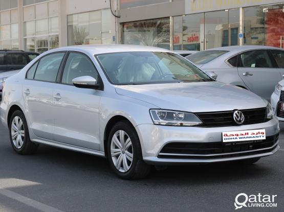 Rent a car for monthly  Vw Jetta  ^