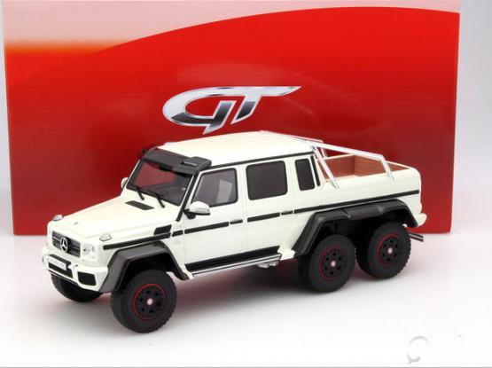 1:18 limited edition G6x6 model car