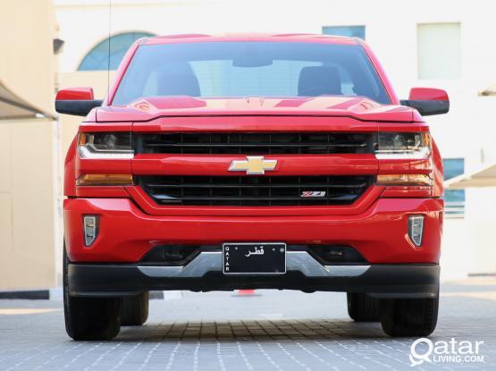 Chevrolet Silverado LT 2018