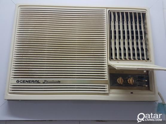 AC For Sell... GENERAL AC..1.5 - TON... QR720// 77482507 (WatsApp)// Lacation Najma
