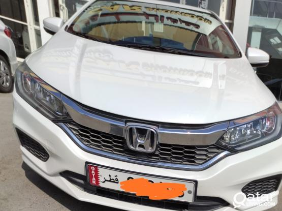 EXCLUSIVE OFFER ON HONDA CITY 2020 MODEL.1599QR/MONTH ONLY/CALL-50309511