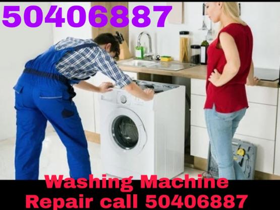 (50406887) Washing machine fridge repair