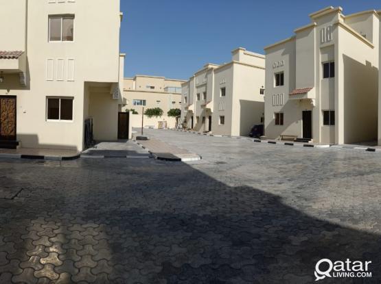 Compound 12 villa for rent  (new buildings )