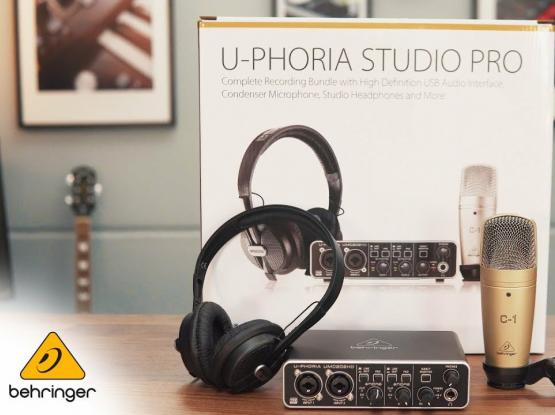 U Phoria Studio Pro Bundle