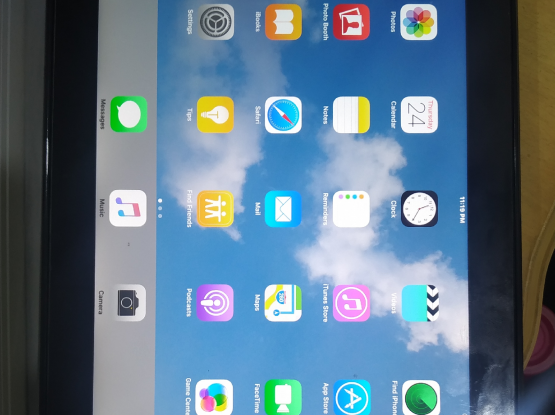 iPad 3 64 GB WiFi SIM