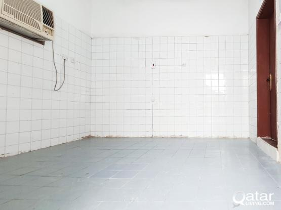 Bachelor Studio room for Rent- 1,700/= QR Monthly [No Commission] including water,electricity & WiFi