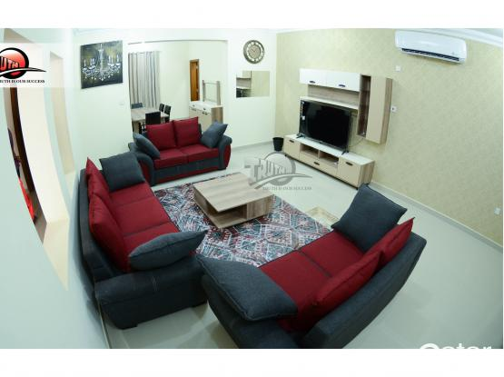 FURNISHED VILLA AVAILABLE WITHIN COMPOUND !!