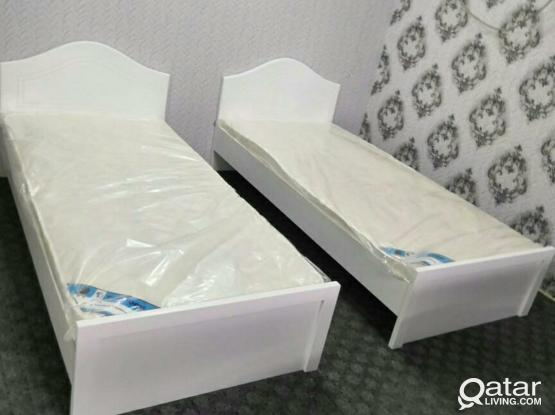 Bed, mattress and Coubord Available in wholesale price.