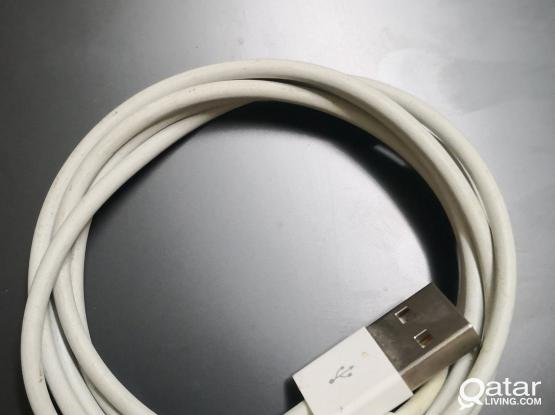 Iphone original cable