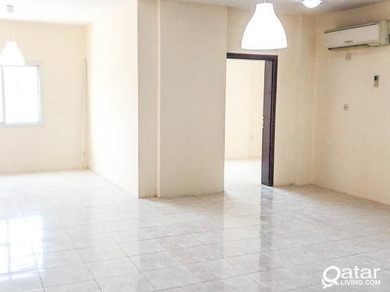 Unfurnished, 2 BHK Apartment in Muntazah 4500