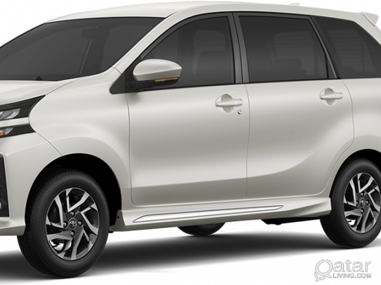 TOYOTA AVANZA 7 SEATER(2019) CAR IN CHEAPEST PRICE ONLY IN 1900 QR PER MONTH. 4415 4467
