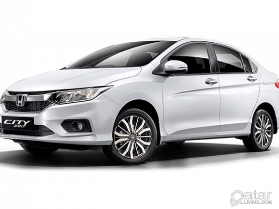 BRAND NEW HONDA CITY FOR RENT  1600 QR ONLY  CALL - 33899755