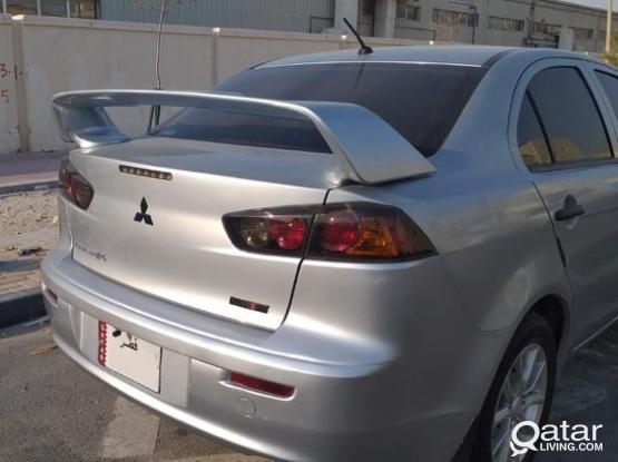 Mitsubishi Evo-X Spoiler