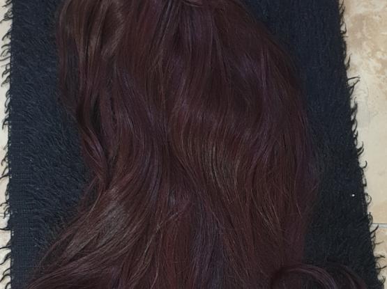 Brand new Wig, silky long n wavy, from Brazil