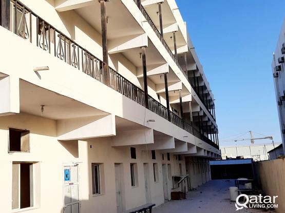 40 ROOMS 4X4 LABOUR ACCOMMODATION FOR RENT IN INDUSTRIAL AREA