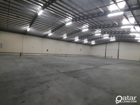 700 SQM STEEL FABRICATION WORKSHOP WITH  3 ROOMS