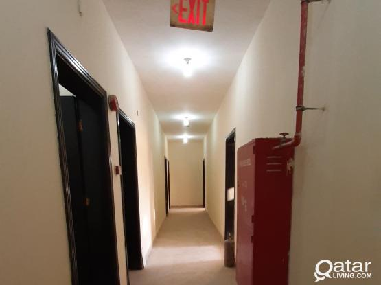 36 ROOMS 6x4 ( INCLUDES ALL SERVICE) ACCOMMODATION FOR RENT IN INDUSTRIAL AREA