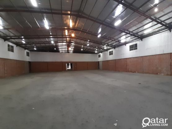 1000 SQM GENERAL WAREHOUSE FOR RENT IN INDUSTRIAL AREA