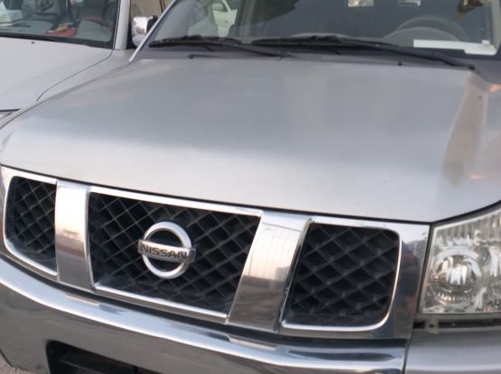 Nissan Armada Standard 2007