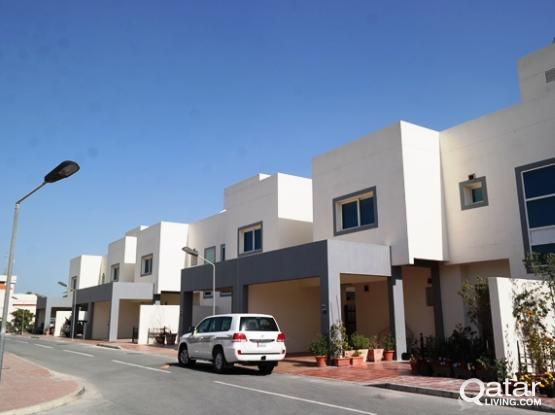 No Commission! Spacious 3 Bedroom Compound Villa near Miraq Mall