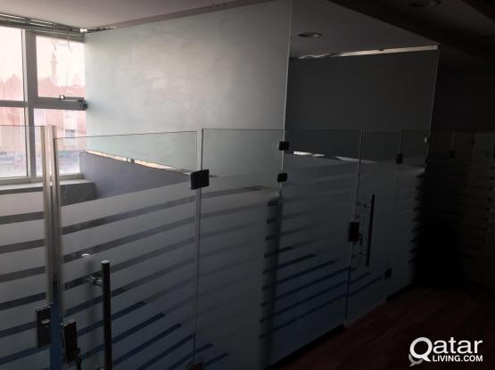 2 Office spaces available for rent in Al Aziziya