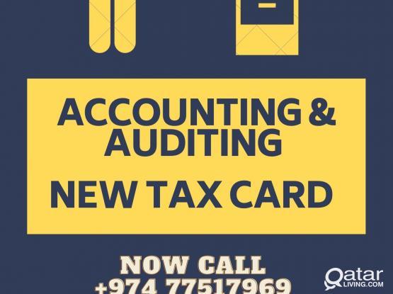 New Dhareeba Tax Card & Auditing