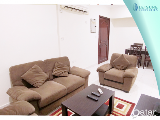 1 BHK Fully Furnished Apartment in Old Al Ghanim (LP 101413)