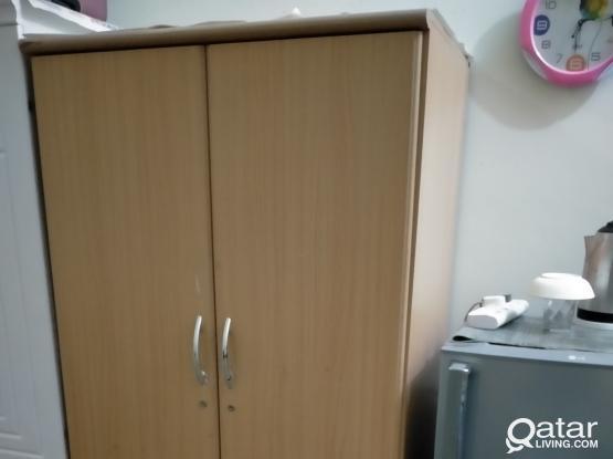 Ward Robe with Double door for Sale