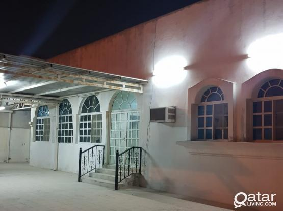 12 bedroom stand alone villa for partition in wakrah