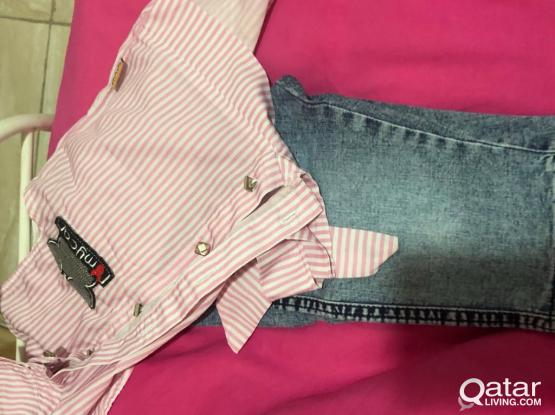 Perfect Condition Girl Clothes