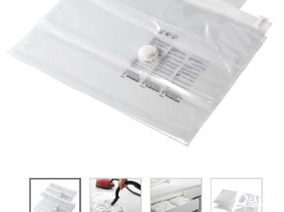 Vacuum sealed Storage bags