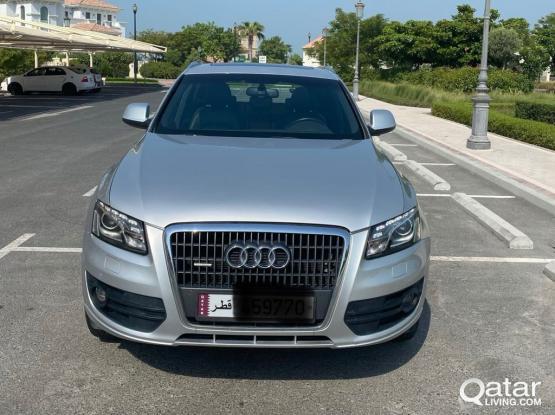 Audi Q5 2.0 T Quattro 2011