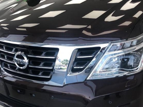 Nissan Civilian 2017