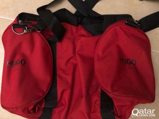 Hugo Boss Gym Bag Available For Sale