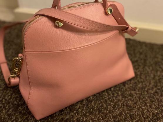 Furla Pink Handbag