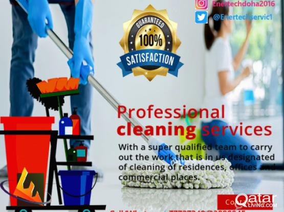 Cleaning Services - Satisfaction Guaranteed