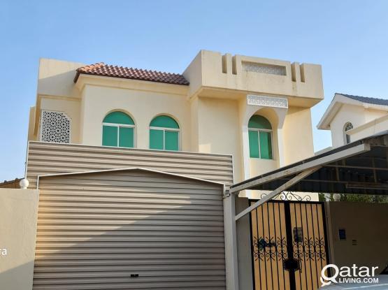 5 Bedroom + Maid room villa For rent at Al Dafna
