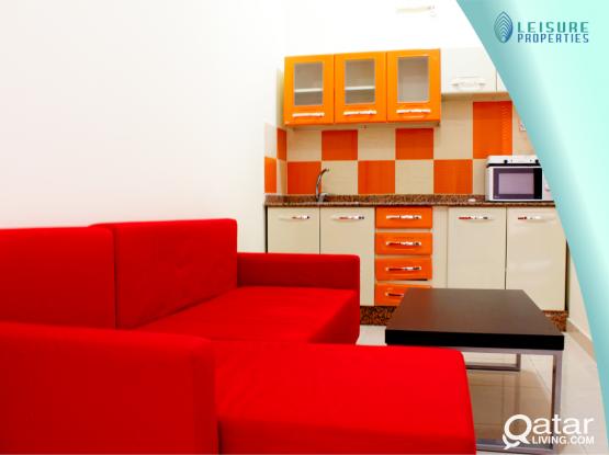 1BHK Fully Furnished Apartment in Al Gharaffa (LP 101401)