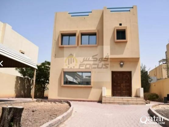 3bed standalone villa with big front yard