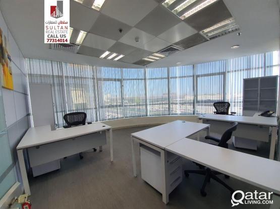 office in Umm ghuwailina
